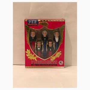 Other - Pez Presidents of the United States Volume 2